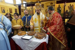 Οι ομογενείς του Στρασβούργου εόρτασαν τους Τρεις Ιεράρχες