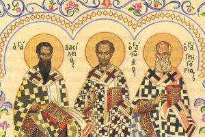 Ελληνισμός και Χριστιανισμός: Οι Τρεις Ιεράρχαι και η Ελληνική ταυτότητα •Του Σεβ. Γέροντος Περγάμου κ. Ιωάννου