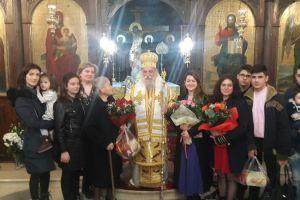 Η εορτή της Υπαπαντής- εορτή της Μητέρας στην Ιερά Μητρόπολη Γρεβενών