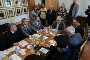 Η Ειδική Επιτροπή διαλόγου  Εκκλησίας και Πολιτείας μεταφέρει το θέμα της απόφασης για το μισθολογικό του κλήρου  στην Ιεραρχία