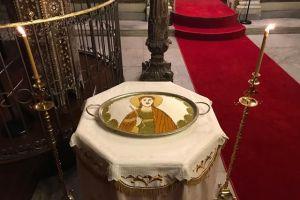 Στο Νιχώρι του Βοσπόρου εόρτασαν τον Άγιο Νεομάρτυρα Θεόδωρο