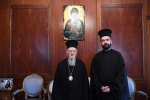 Αλλαγές στην Πατριαρχική Αυλή: Ο Αρχιμ. Αγαθάγγελος Σίσκος νέος Αρχειοφύλακας των Πατριαρχείων