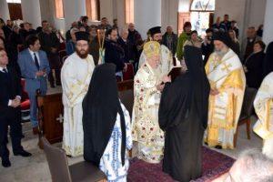 Ο Οικουμενικός Πατριάρχης Βαρθολομαίος θα λειτουργήσει στον ιστορικό ναό του πολιούχου του Τσεσμέ Αγίου Χαραλάμπους