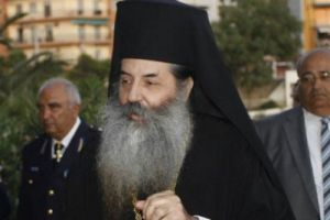 Ο Μητροπολίτης Πειραιώς Σεραφείμ απαντά στις επικρίσεις που δέχθηκε για το Ουκρανικό μετά τη θεία λειτουργία των Θεοφανείων