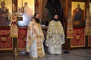 Υποδοχή Τιμίου Λειψάνου της Αγίας Ματρώνας της Αομμάτου στην Μητρόπολη Λεμεσού