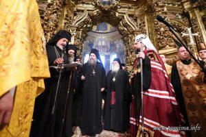 Η ιστορική ομιλία του Σεβ. Γαλλίας Εμμανουήλ στην ενθρόνιση του Προκαθημένου της Εκκλησίας της Ουκρανίας Επιφανίου