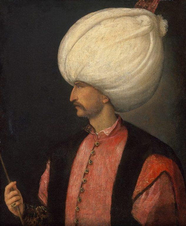 You are currently viewing Οι ερωτικές επιστολές της Χιουρέμ στον Σουλεϊμάν τον Μεγαλοπρεπή