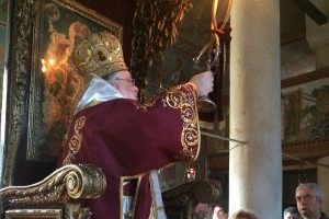 Η πίστη που σώζει και ενδυναμώνει- Η μνήμη του Αγίου Χαραλάμπους στην Μητρόπολη Διδυμοτείχου Ορεστιάδος & Σουφλίου