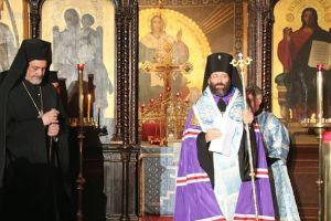 """Ο """"ανεπιθύμητος"""" Ουκρανός Αρχιεπίσκοπος Τελμησσού Ιώβ και πώς όλα ξεκαθαρίζουν για την απομάκρυνσή του από την Εξαρχία Δ. Ευρώπης ΤΟΥ ΑΡΧΙΜ. ΡΩΜΑΝΟΥ ΑΝΑΣΤΑΣΙΑΔΗ"""