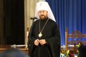Απαράδεκτη παρέμβαση στο αυτοδιοίκητο του Αγίου Όρους από τον Ιλαρίωνα: Κάλεσε τις Μονές να μην έχουν επικοινωνία με την αυτοκέφαλη Εκκλησία της Ουκρανίας