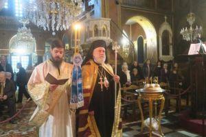 Με λαμπρότητα η εορτή της Αδελφότητος εν Αθήναις Τηνίων στον Ι.Ν. του Αγίου Βασιλείου Αθηνών
