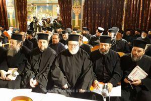 Αντιπροσωπεία Κερκυραίων Κληρικών στην συνέλευση του ΙΣΚΕ
