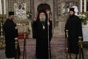 Κυριακή του Ασώτου στην Παναγία Εκατονταπυλιανή με τον Μητροπολίτη Παροναξίας Καλλίνικο