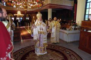 Κυριακή Τελώνου και Φαρισαίου, στην Ι.Μητρόπολη Διδυμοτείχου Ορεστιάδος & Σουφλίου