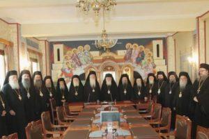 Η Δ.Ι.Σ. απέστειλε στη Βουλή το υπόμνημα για τις αλλαγές στις σχέσεις Εκκλησίας-Κράτους