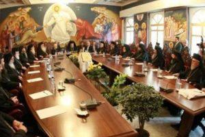 Το ουκρανικό συζήτησε η Ιερά Σύνοδος της Εκκλησίας της Κύπρου