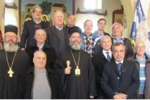 Πανορμίτης Σύμη: Νέα μέλη της εφορείας της Μονής