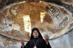 Ο Μητροπολίτης Προύσης Ελπιδοφόρος για την συμβολική επίσκεψη Τσίπρα στην Αγιά Σοφιά
