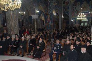 Πλήθος κόσμου για τον Άγιο Ιάκωβο Τσαλίκη