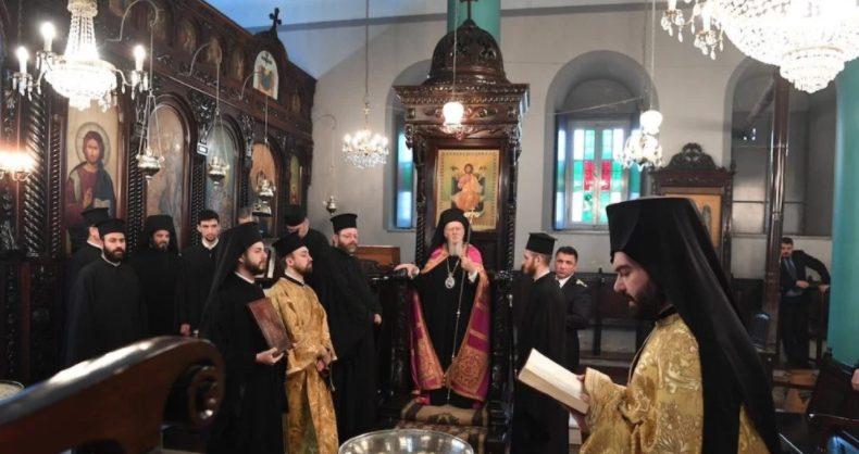 You are currently viewing Ο Οικουμενικός Πατριάρχης Βαρθολομαίος για το ταξίδι του Πρωθυπουργού στη Χάλκη: Ιδιαίτερος ο συμβολισμός του ανήμερα του Αγίου Φωτίου