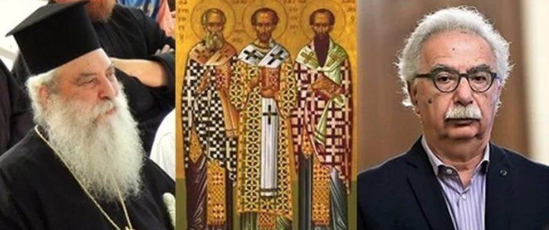 «Πυρά» του Σπάρτης Ευσταθίου κατά Γαβρόγλου – Ο,τι δεν του είπε ο Αρχιεπίσκοπος το λέει ο πολιός Ιεράρχης
