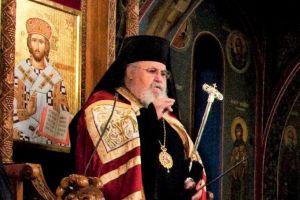 Ο Σεβ. Μητροπολίτης Καισαριανής στην Έδεσσα