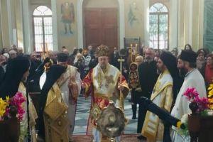 Η Σμύρνη τίμησε τον Αγιο Βουκόλο