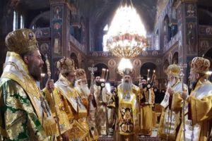 Λαμπρός ο εορτασμός των ονομαστηρίων του Σταγών και Μετεώρων Θεοκλήτου