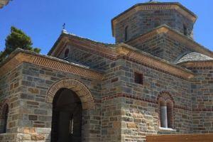 Αγιο Ορος: Εγκαινιάζεται ο Ναός του Αγίου Παϊσίου στην Καψάλα
