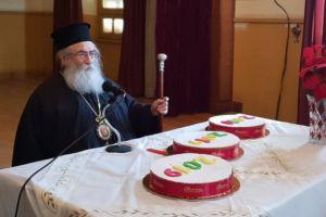 Αρχιεπίσκοπος Σινά: «Ειρήνη στις καρδιές μας»