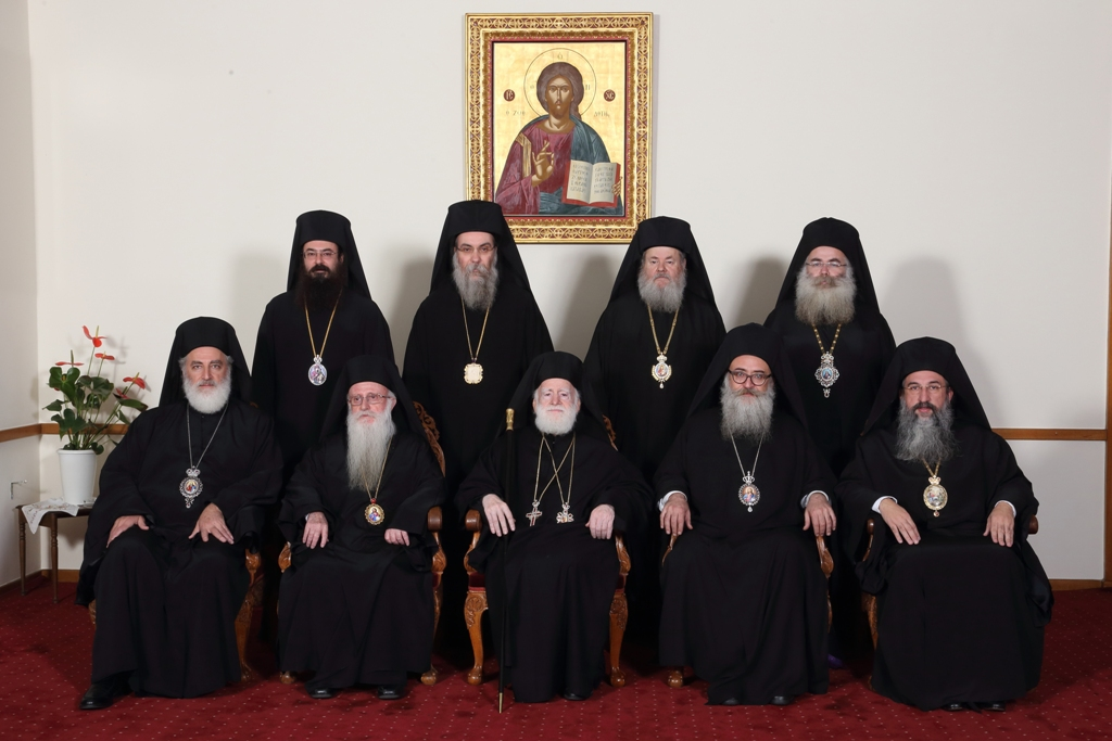 You are currently viewing Ανακοινωθέν της Εκκλησίας της Κρήτης,για τα άρθρα 3 και 21 του Συντάγματος