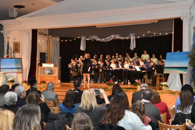 Συναυλία του Ελληνικού Σχολείου Αγίου Δημητρίου Αστόριας