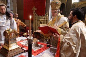 Νέος Διάκονος στη Μητρόπολη Γαλλίας από τον Σεβ.Εμμανουήλ