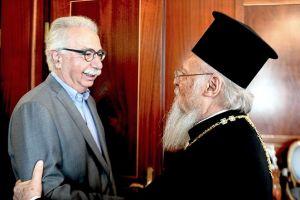 Στην Κωνσταντινούπολη μεταβαίνει ο Υπ. Παιδείας κ. Γαβρόγλου για τη συνάντηση Βαρθολομαίου – Τσίπρα στη Χάλκη