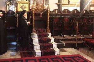 Οικουμενικός Πατριάρχης: Η Μητέρα Εκκλησία  έκανε το μητρικό της χρέος προς τον ευσεβή Ουκρανικό λαό