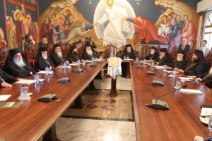 Η θέση της Εκκλησίας της Κύπρου για την  Αυτοκεφαλία στην Ουκρανία μας προκαλεί απογοήτευση ….