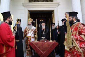 Εορτάστηκε με δόξα και τιμή η «Κυρά των Αθηνών»Αγία Φιλοθέη