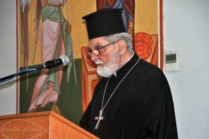 Ο Μέγας Πρωτοπρεσβύτερος του Οικ. Πατριαρχείου Γεώργιος Τσέτσης για το Ουκρανικό