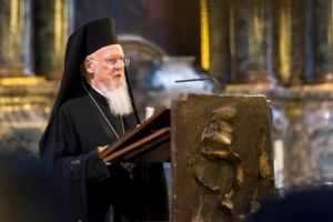 Ο Οικουμενικός Πατριάρχης στην 22Α Ευρωασιατική διάσκεψη Κορυφής