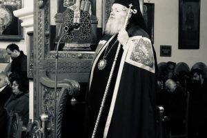 Ο Εσπερινός της Συγνώμης στα Χανιά από τον Σεβ.Μητροπολίτη Κυδωνίας Δαμασκηνό