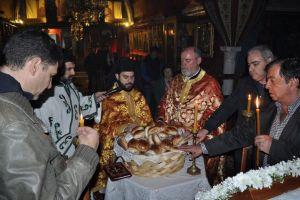 Ολονυκτία στη Μύκονο για τον Άγιο Νικόλαο τον Πλανά