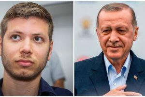 Ο,τι δεν λένε οι Ελληνες πολιτικοί τα είπε ο γιός του Ισραηλινού πρωθυπουργού στον Ερντογάν: «Κωνσταντινούπολη λέγεται, όχι Ιστανμπούλ»