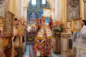 Κυριακή της Ορθοδοξίας στο Πατριαρχείο Αλεξανδρείας