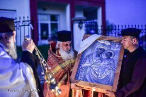 Η εικόνα της Παναγίας της Περπατούσας στον Άγιο Γρηγόριο Παλαμά, Μελισσοχωρίου- Λαγκαδά