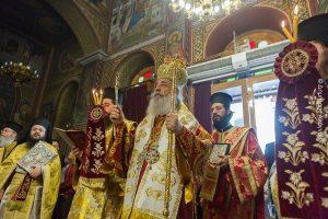 Φθιώτιδος Νικόλαος : «Η εορτή σήμερα κηρύττει ότι, η Ελλάδα ήταν, είναι και θα είναι Ορθόδοξο κράτος».