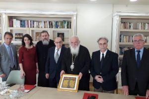 Συμφωνία συνεργασίας για την ανάπτυξη με πρωτοβουλία του Αρχιεπισκόπου