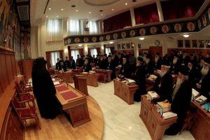 Τρεις Μητροπολίτες και πέντε Επίσκοποι!   •Ανεπέρειστη νομικά η υποψηφιότητα του Σαλώνων Αντωνίου