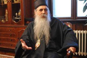 """Μπάτσκας Ειρηναίος: Προσωπική θέσις ως προς την """"Θέσιν της Σερβικής Ορθοδόξου Εκκλησίας περί της εν Ουκρανία εκκλησιαστικής κρίσεως"""""""