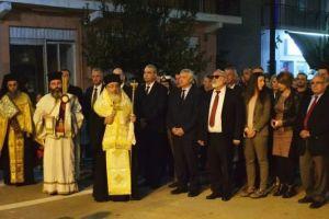 Εορτασμός του Ευαγγελισμού της Θεοτόκου στη Μητρόπολη Πρεβέζης
