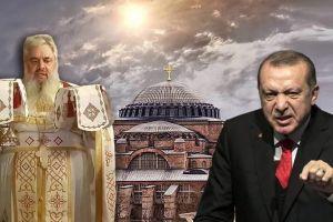 Ο θαρραλέος Αρχιμ. Αθανάσιος Μισσός από τη Ρόδο για Ερντογάν και Αγιά Σοφιά: Τόσους αιώνες δεν κύψαμε τον αυχένα !!!